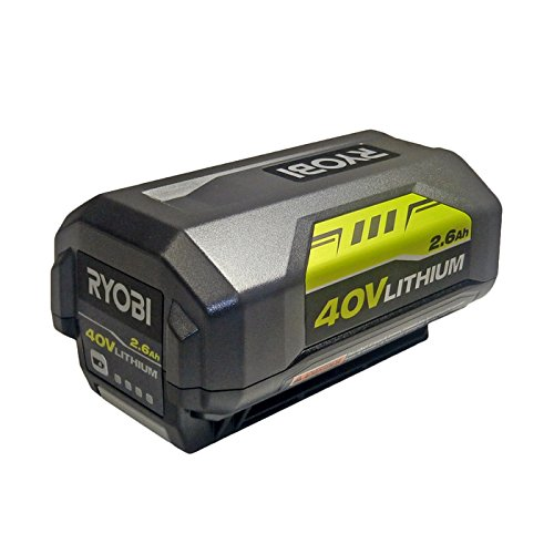Ryobi OP4026A Genuine OEM 40V High-Capacity Lithium Ion Battery w/ Onboard Fuel Gauge