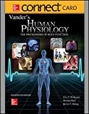 Connect Access Card for Vander's Human Physiology