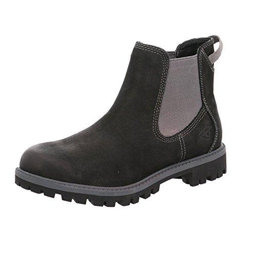 Tamaris2244837001 - Zapatos con tacón Mujer , color negro, talla 39 EU