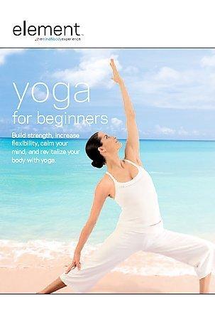 DVD : Element: Yoga for Beginners (Full Frame)