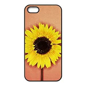 Beautiful flowers Brand New Cover Case with Hard Shell Protection for Iphone 5,5S Case lxa#877015