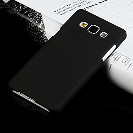 info for 893f2 ba37e Cell-loid Samsung Galaxy On7 Hard Back Cover (Matte Finish) - Black
