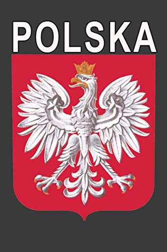 Polska: The Poland Coat of Arms Lined Notebook