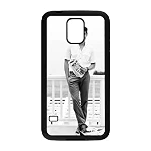 T-TGL(RQ) Samsung Galaxy S5 I9600 Personalized Phone Case Zac Efron with Hard Shell Protection