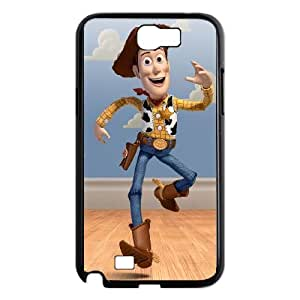 Samsung Galaxy N2 7100 Cell Phone Case Black Disneys Toy Story 001 SYj_771410