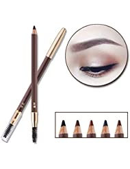 HanZan Eyebrow Pencil Longlasting Waterproof Durable...