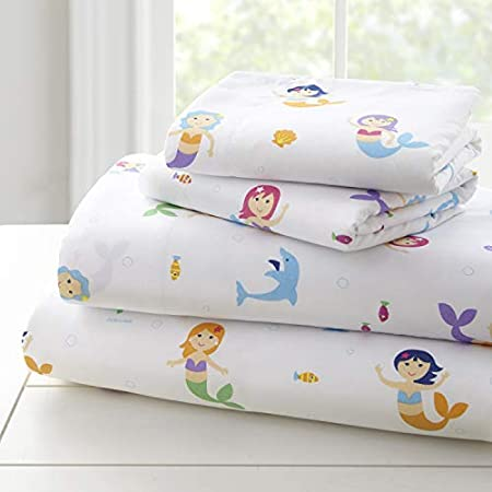 41DTSjYcdYL._SS450_ Mermaid Crib Bedding and Mermaid Nursery Bedding Sets