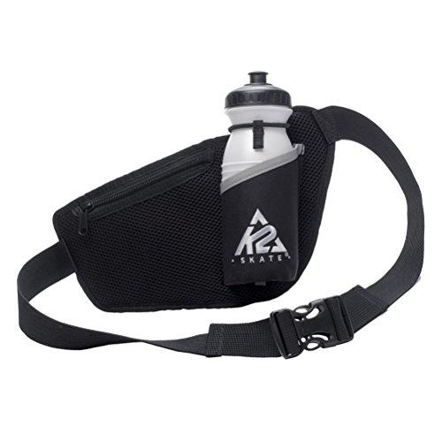 K2 Skate F.I.T. Belt, Black, One Size