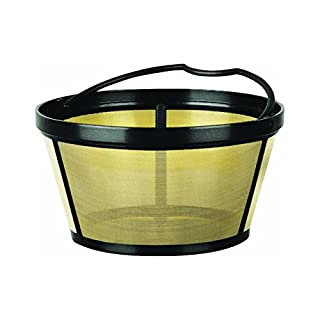 Mr. Coffee Basket-Style Gold Tone Permanent Filter - GTF2-RB2 (B0000CFQJS) | Amazon price tracker / tracking, Amazon price history charts, Amazon price watches, Amazon price drop alerts
