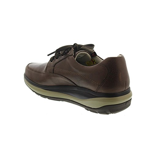 Marron Joya Chaussures À Homme Ville De 106cas Pour Lacets x4wgazxB