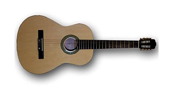 MEMPHIS FT951N NATURAL GUITARRA CLÁSICA: Amazon.es: Instrumentos ...