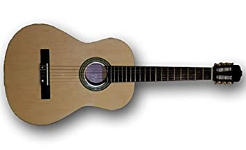 MEMPHIS FT951N NATURAL GUITARRA CLÁSICA: Amazon.es: Instrumentos musicales