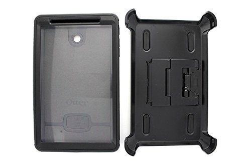 OtterBox Defender Case for Verizon Ellipsis 8'' Tablet (Not For Ellipsis HD) - Retail Packaging - Black