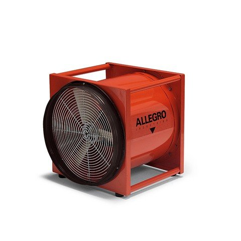 Allegro 9515-E 16 in. Standard 0.5 HP Blower44; 220 V & 50 Hz by Allegro