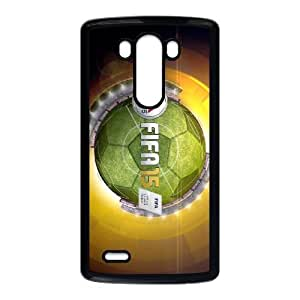 LG G3 Cell Phone Case Black_FIFA 15 13 Xawcv