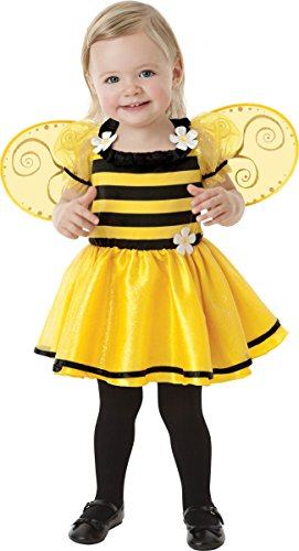 Infant Sized Little Stinger Costume 12-24 (Baby Halloween Costumes For Girls)