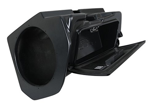 - SSV Works Polaris RZR1K 2 and 4 seat and 2015 RZR900 2 and 4 seat Glove Box Replacement Subwoofer Enclosure designed for a 10