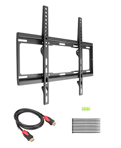"Cable Matters Fixed HDTV Wall Mount for 32""-55"" Flat Screens"
