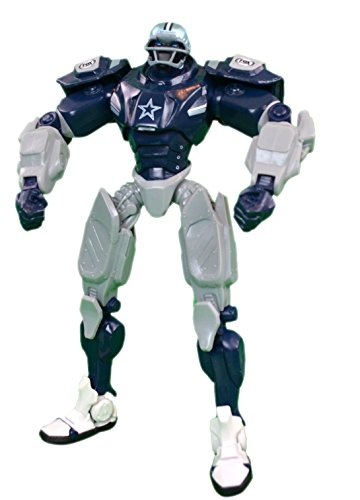 "NFL Shop Authentic Fox Sports Cleatus Robot. This 10"" Cleatus Football Robot will definitely be a crowd pleaser for any NFL Fan. A hit for Sports Fan from 4 to 94 (Dallas Cowboys)"