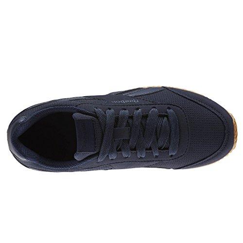 Reebok Royal Cljog 2, Zapatillas de Trail Running Para Niños, Azul (Micro/Collegiate Navy 000), 30 EU
