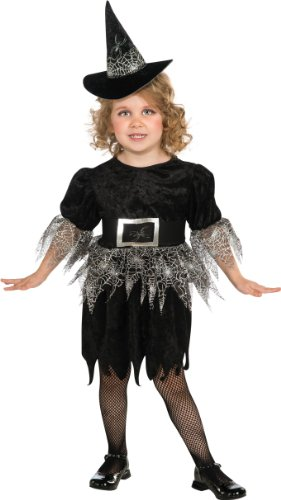 Spider Witch Costume, Toddler ()