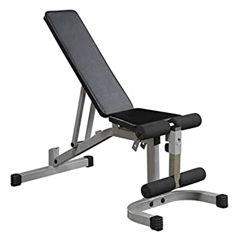 Image of Adjustable Benches Body-Solid Powerline Flat Incline Decline Bench (PFID130X)