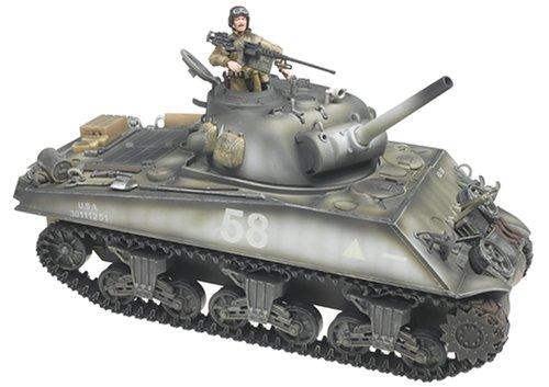 (Elite Force 1:18 Scale Sherman M4A3 Tank [Toy])