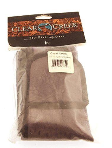 CLEAR CREEK Rod Bag Case - 7' For 1 Piece Fly Fishing Rods New in Package