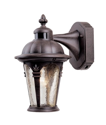 Designers Fountain 2900MD-AG Quintessence Security Lights, Autumn Gold