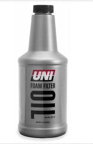 Uni Filtro de espuma aceite 16 oz botella (EA) para motocicletas ...