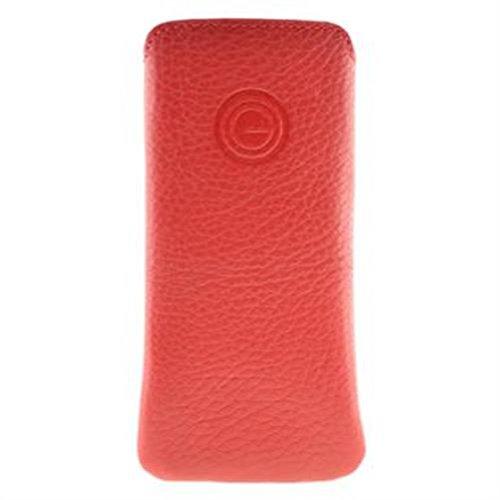 Galeli G-IP5EASY-03 Rolax Easy Leder Case für Apple iPhone 5 rot