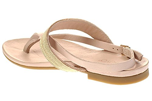 Inuovo 7163, Chanclas Para Mujer Beige