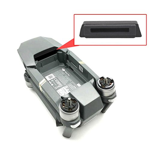 Creazy 1PC For Frame 3PC For Battery Dustproof Plug Cover For DJI Mavic PRO