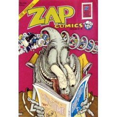 Zap Comics #6 1973 for sale  Delivered anywhere in USA