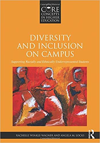 Diversity and inclusion on campus : supporting racially and ethnically underrepresented students, Rachelle Winkle-Wagner and Angela M. Locks (Author)