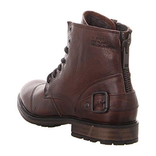 BULLBOXER 929k85812ambrb - Botas para hombre marrón