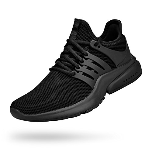 QANSI Mens Running Shoes Comfortable Tennis Shoes Wide Walking Shoes Review