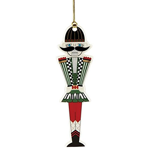 Lenox Totally Tikaa Duke Riley Nutcracker Ornament