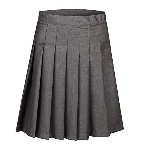 GoldBucket Unisex Adult Cosplay Costumes Robe Vest Shirt Skirt Tie (S, Skirt)