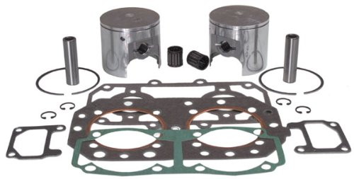WSM Piston Kit (726cc) - 0.50mm Oversize to 82.50mm Bore 010-817-05K