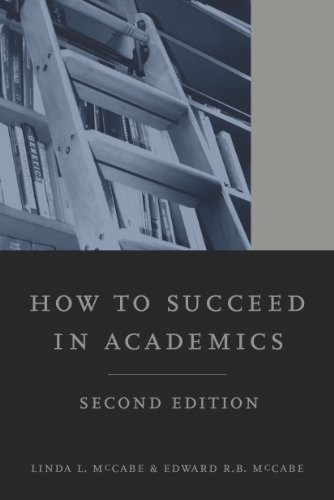 How to Succeed in Academics, 2nd edition Pdf