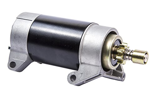Sierra 18-6422 Starter for Select Yamaha Outboard 40/50/Pro 50 Engines -