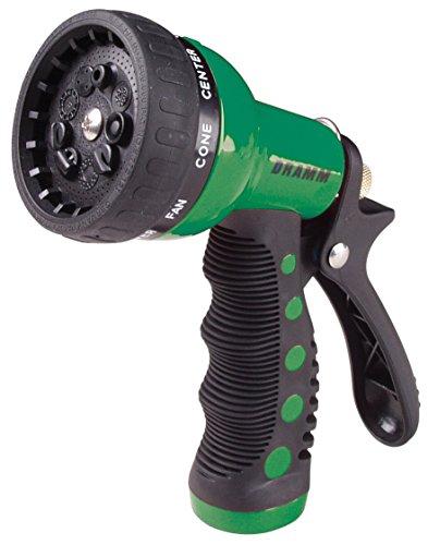 Dramm 80-12704 9 Pattern Green Revolver Spray Gun Nozzle ()