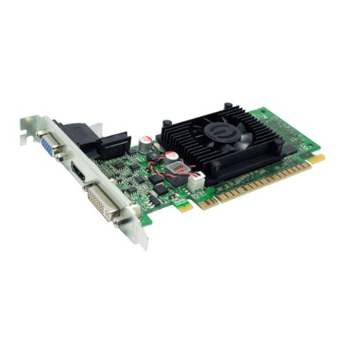EVGA 1GB GeForce 8400 GS DirectX 10 64-Bit DDR3 PCI Express 2.0 x16 HDCP Ready Video Card Model 01G-P3-1302-LR by EVGA (Image #2)