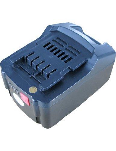 Batteria per METABO STA 18 LTX 140, 18.0V, 3000mAh, Li-ion