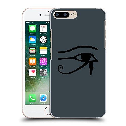 GoGoMobile Coque de Protection TPU Silicone Case pour // Q08160606 Horus oeil 1 Arsenic // Apple iPhone 7 PLUS