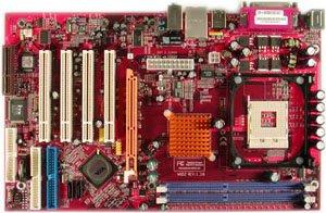 (PC CHIPS M952 800 FSB Socket 478 Pentium 4 Motherboard)