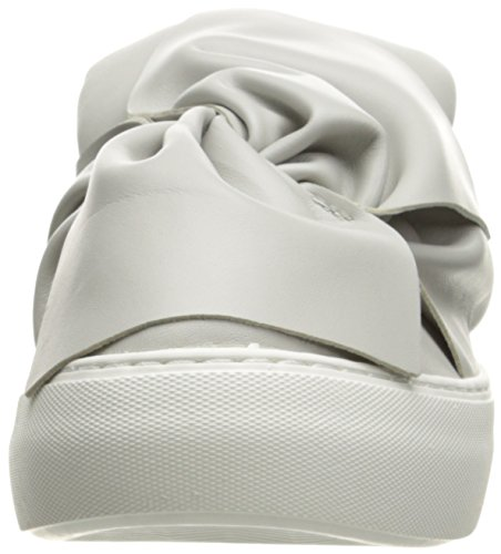 J Slides Women's Annabelle Fashion Sneaker Pale Grey Qarx2BKG