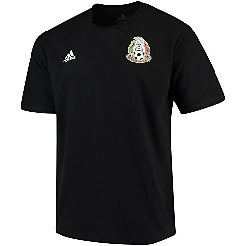 - adidas Hirving Lozano Mexico National Team Men's Player Name & Number T-Shirt (Black, XX-Large)