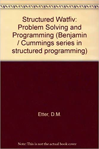 Descargar El Autor Torrent Structured Watfiv: Problem Solving And Programming Archivos PDF